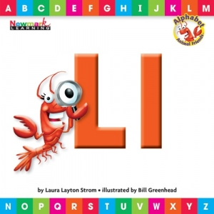 ALPHABET ANIMAL FRIENDS Ll L..