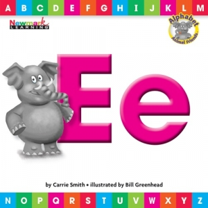 ALPHABET ANIMAL FRIENDS Ee L..