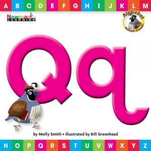 ALPHABET ANIMAL FRIENDS Qq L..