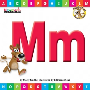 ALPHABET ANIMAL FRIENDS Mm L..