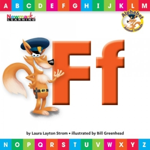 ALPHABET ANIMAL FRIENDS Ff L..