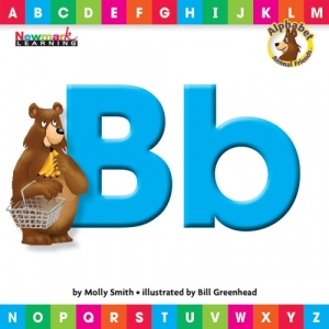 ALPHABET ANIMAL FRIENDS Bb L..