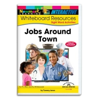 SOCIAL STUDIES SIGHT WORDS READERS WHITEBOARD GR..