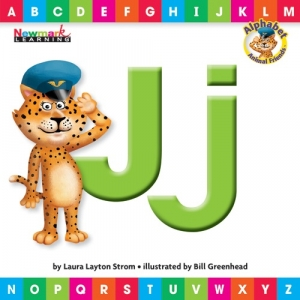 ALPHABET ANIMAL FRIENDS Jj L..