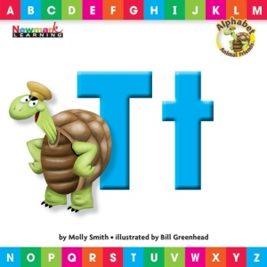 ALPHABET ANIMAL FRIENDS Tt L..