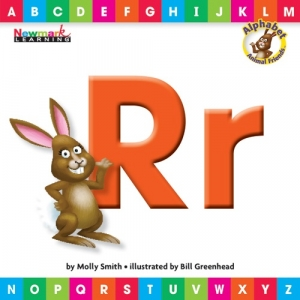 ALPHABET ANIMAL FRIENDS Rr L..