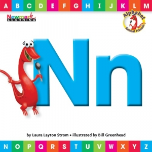 ALPHABET ANIMAL FRIENDS Nn L..