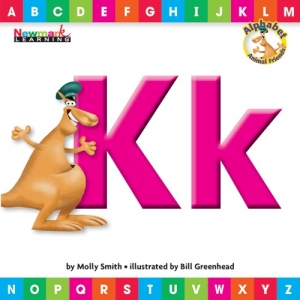 ALPHABET ANIMAL FRIENDS Kk L..