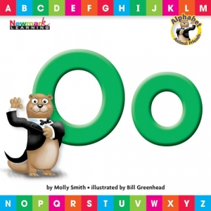 ALPHABET ANIMAL FRIENDS Oo L..