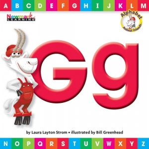 ALPHABET ANIMAL FRIENDS Gg L..