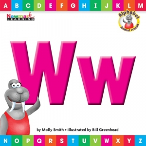ALPHABET ANIMAL FRIENDS Ww L..