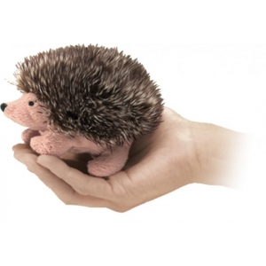 Finger Puppet: Mini Hedgehog