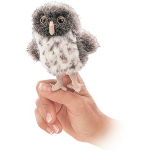 Finger Puppet: Mini Spotted ..