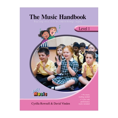 The Music Handbook Level 1- With CDs