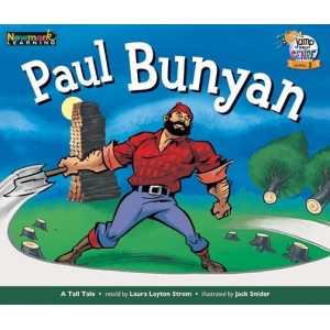 Jump into Genre: Paul Bunyan..