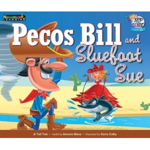 Jump into Genre: Pecos Bill ..