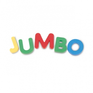 JUMBO MAGNETIC UPPERCASE LET..