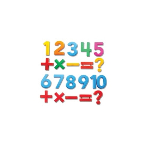 JUMBO MATHMAGNETS® SET OF 42