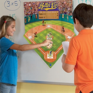 BATTER UP! CLASS WALL GAME