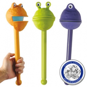 PUPPETS ON A STICK™ BOX OF 3
