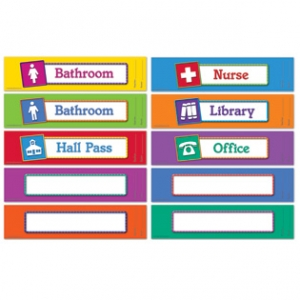 MAGNETIC HALL PASSES - SET O..