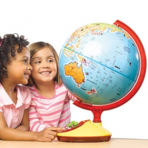 GEOSAFARI® JR TALKING GLOBE™