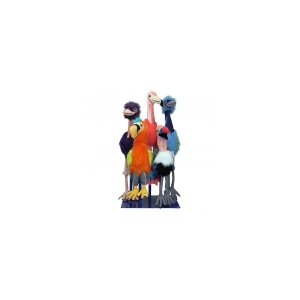 5-PRONG LARGE PUPPET STAND