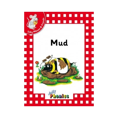 Jolly Readers Level 1 Red  'Inky & Friends' pack of 6 - Print