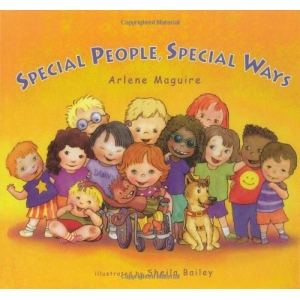 SPECIAL PEOPLE, SPECIAL WAYS..