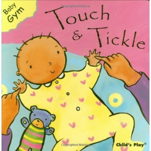 BABY GYM: TOUCH & TICKLE BOA..
