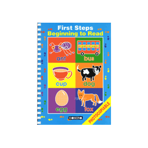 First Steps Beginning to Read