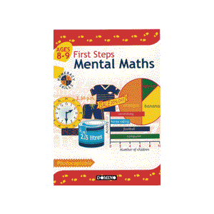 First Steps Mental Maths 8 -..