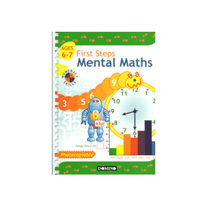 First Steps Mental Maths 6 -..