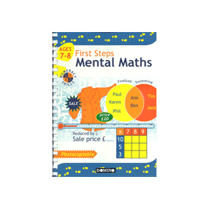 First Steps Mental Maths 7 -..