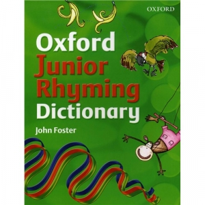 Oxford Junior Rhyming Dictio..