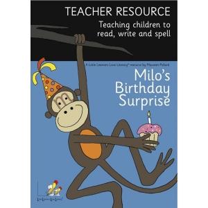 MILO'S TEACHER RESOURCE BOOK..