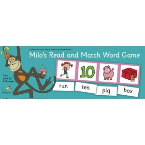 MILO'S READ AND MATCH GAME