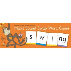 MILO'S SOUND SWAP WORD GAME