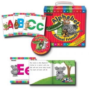 ALPHABET ANIMAL FRIENDS BOXE..