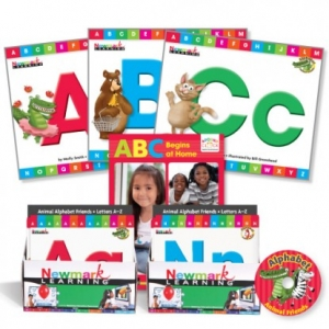 ALPHABET ANIMAL FRIENDS LAP ..