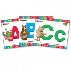 ALPHABET ANIMAL FRIENDS SET ..