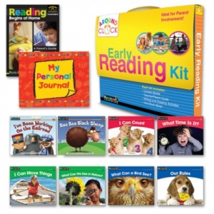 EARLY READING LEVEL KIT: A-C