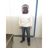 Bee Jacket With Fencing Hood
