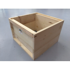 "National Deep 14x12"" Brood Box Flat Pack"