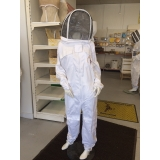 Bee Suit White Kids