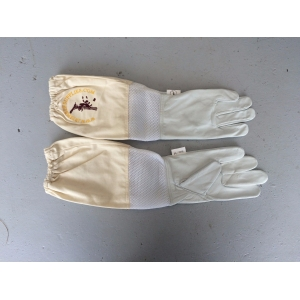 Leather Gloves Ventilated