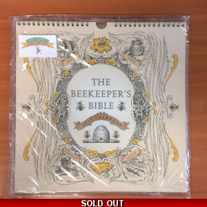 Calendar The Beekeepers Bible 2017