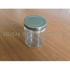 8oz 1/2lb Honey Jar Pack of 15