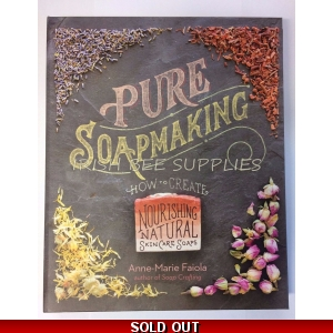 Pure Soapmaking Book