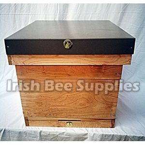 Cedar National Hive Flat Pack